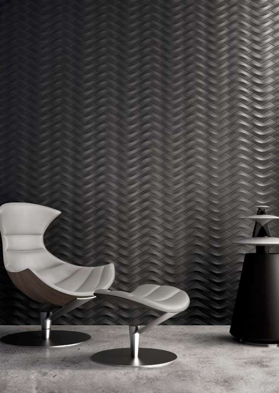 Versatile Arc Ceramic Wall And Floor 3d Tile Bv Tile And