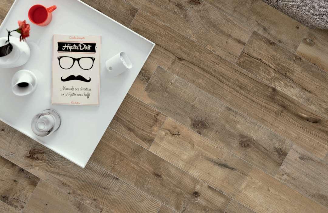 Dakota Auto Self Leveling Wood Look Floor Wall Tile Bv Tile And