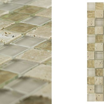 Glass Mosaics Floor & Wall Tile - BV Tile and Stone