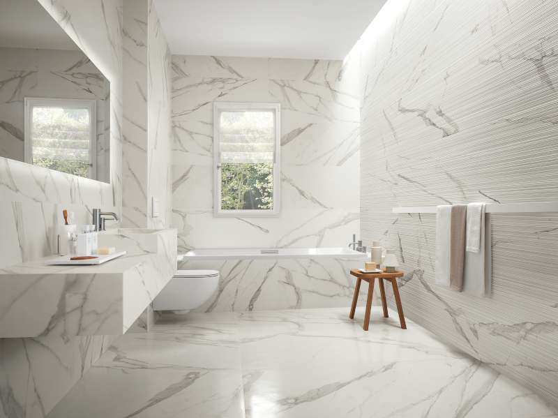 Roma italian marble look floor wall tile fap ceramiche - Outlet piastrelle roma ...