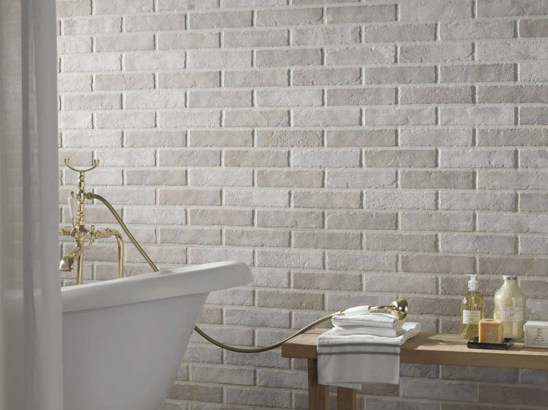 Tribeca brick look italian wall tile ceramic rondine bv tile and stone - Things to know when choosing ceramic tiles for your home ...