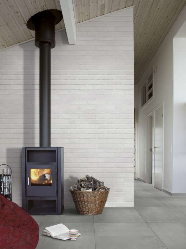 Tribeca Brick Look Italian Wall Tile Ceramic Rondine