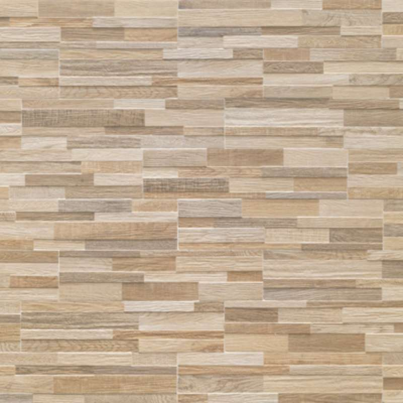 Wall Art 3d Wood Look Ledger Wall Tile Ceramica Rondine