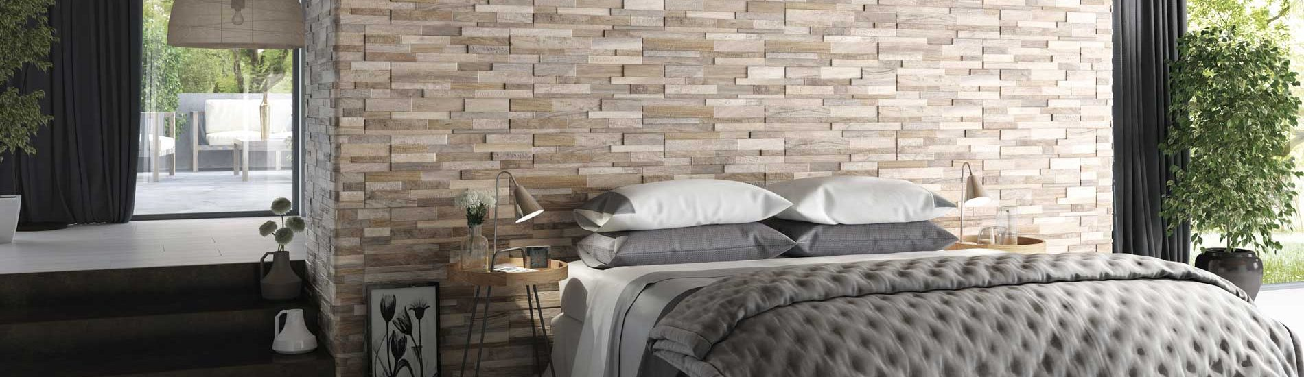 banner-Wall Art 3D Wood Look Ledger Wall Tile