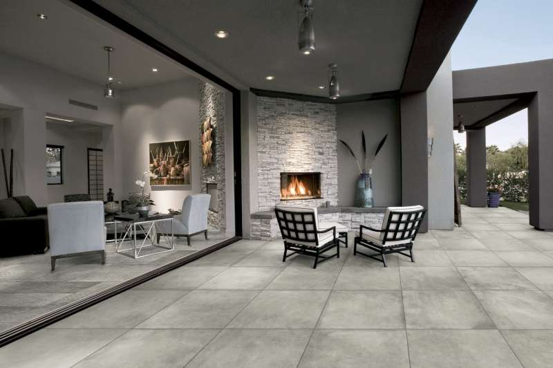 Icon Italian Concrete Look Floor Amp Wall Tile Abitare