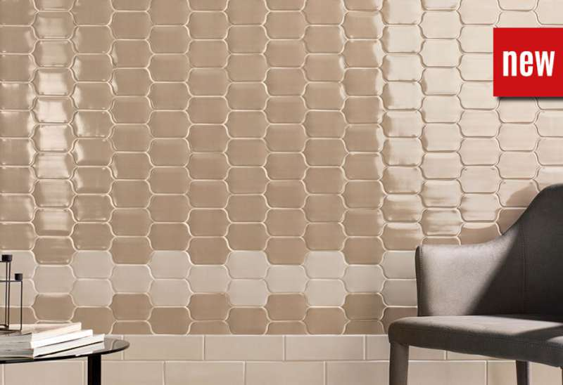 Riad Lagrima Extruded Wall Tile Bv Tile And Stone