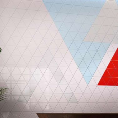 Triangolo Triangle Shape Floor & Wall Tile - BV Tile and Stone