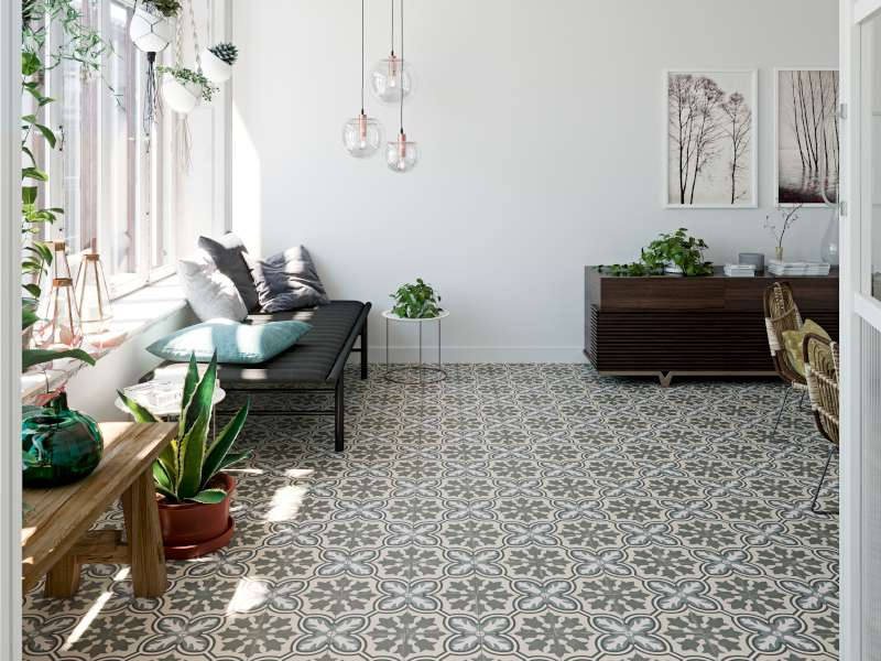Tango Cement Deco Floor Amp Wall Tile Bv Tile And Stone