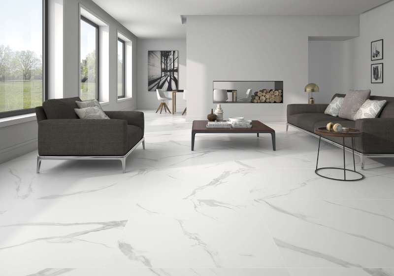 White Soul Spanish Marble Look Floor Amp Wall Tiles Itt