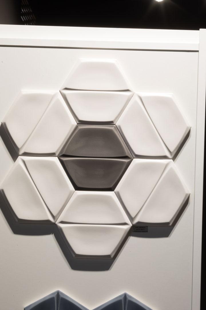 Magnolia Wall Tile Scene White Amp Charcoal Matt 1 Bv