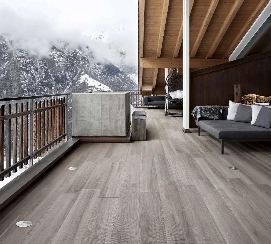 Cottage Wood Look Floor Amp Wall Tile Scene 9 Bv Tile And
