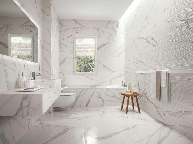 Roma Italian Marble Look Floor & Wall Tile FAP Ceramiche