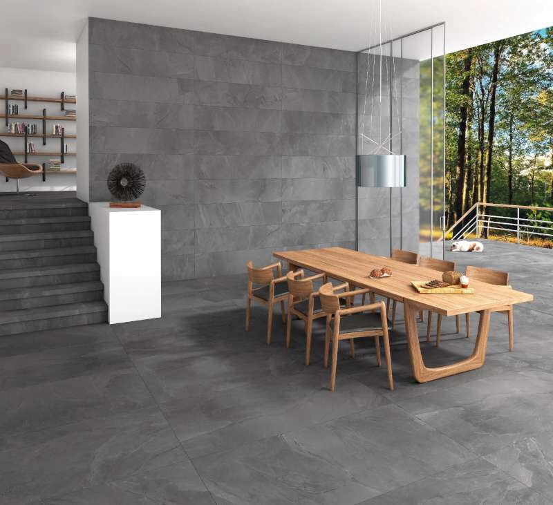 Stonelife Spanish Slate Look Large Format Floor And Wall
