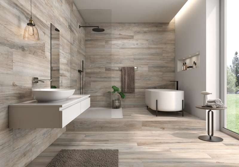 Jazz Wood Look Spanish Floor Amp Wall Tile Bv Tile And Stone